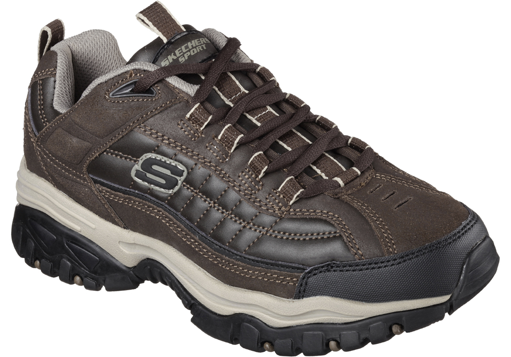 Womens Brown Leather Athletic Shoes