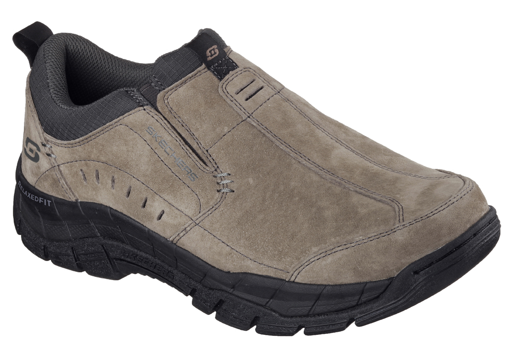 384ff6151 Mens > Casual Shoes > Mens Skechers Mountain Top Slip On Brown