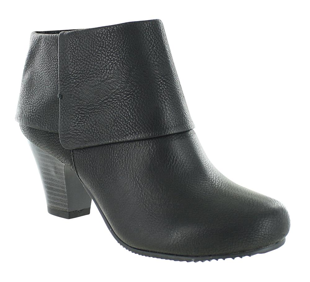 Womens > Boots > Fashion > Womens Mootsies Tootsies Baunice Side Zip