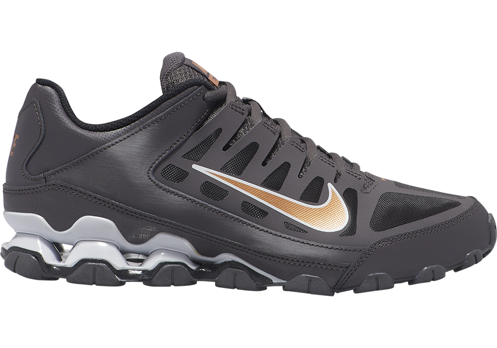 Reax Mens Shoes Trainer 8 GrayCopper TR Super Nike I6fbygvY7