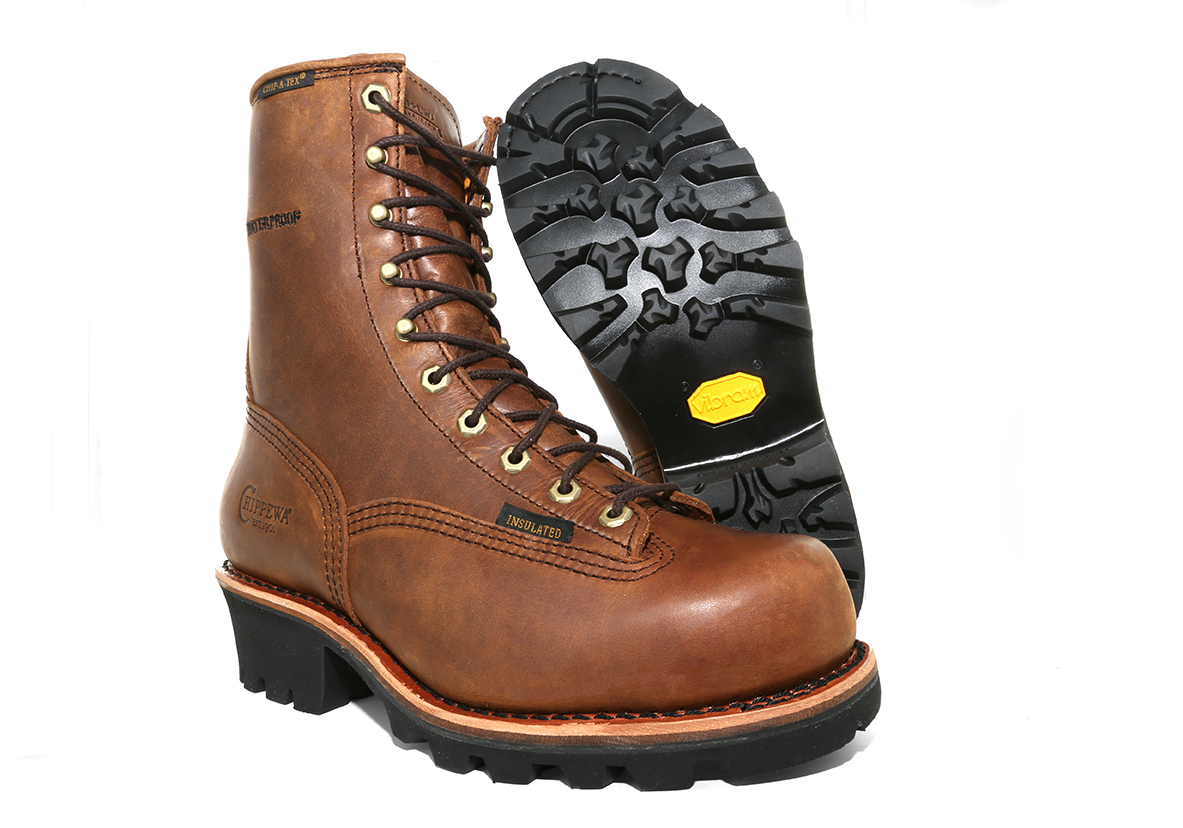 Mens Chippewa 8 Quot Steel Toe 400g Thinsulate Waterproof
