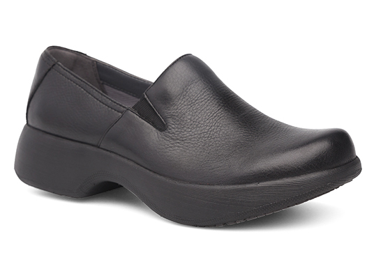 852d13f549ef6d Womens Dansko Winona Slip On Black in Black