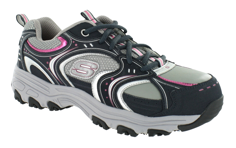 Skechers Product Reviews and Ratings - Safety Toe Work Shoes - ENERVATOR - WALLY from SKECHERS