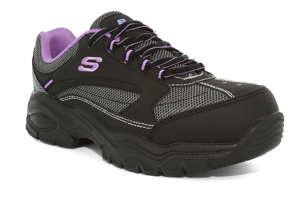 Skechers Womens Steel Toe Work Shoes