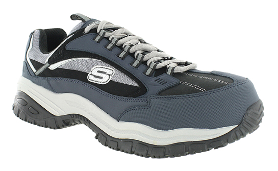 Skechers for Work D'Lite SR Slip Resistant Work Shoe For Women