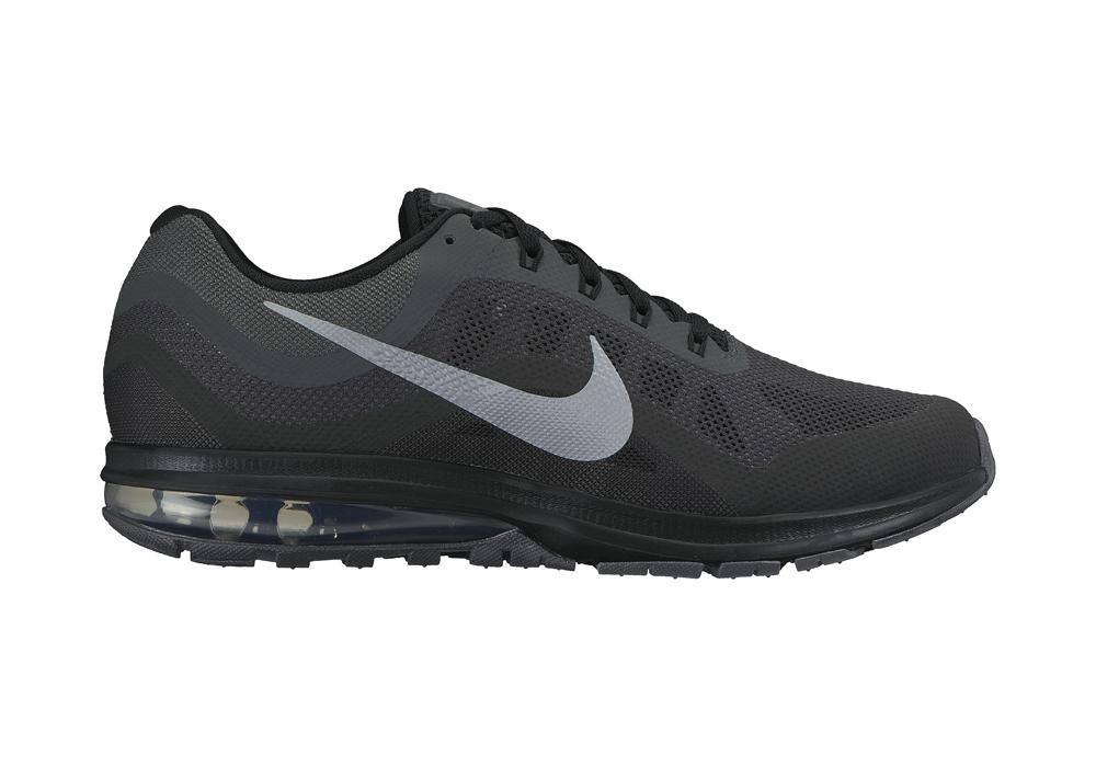ced91c55c4 ... mens nike air max dynasty 2 runner black gray in black .