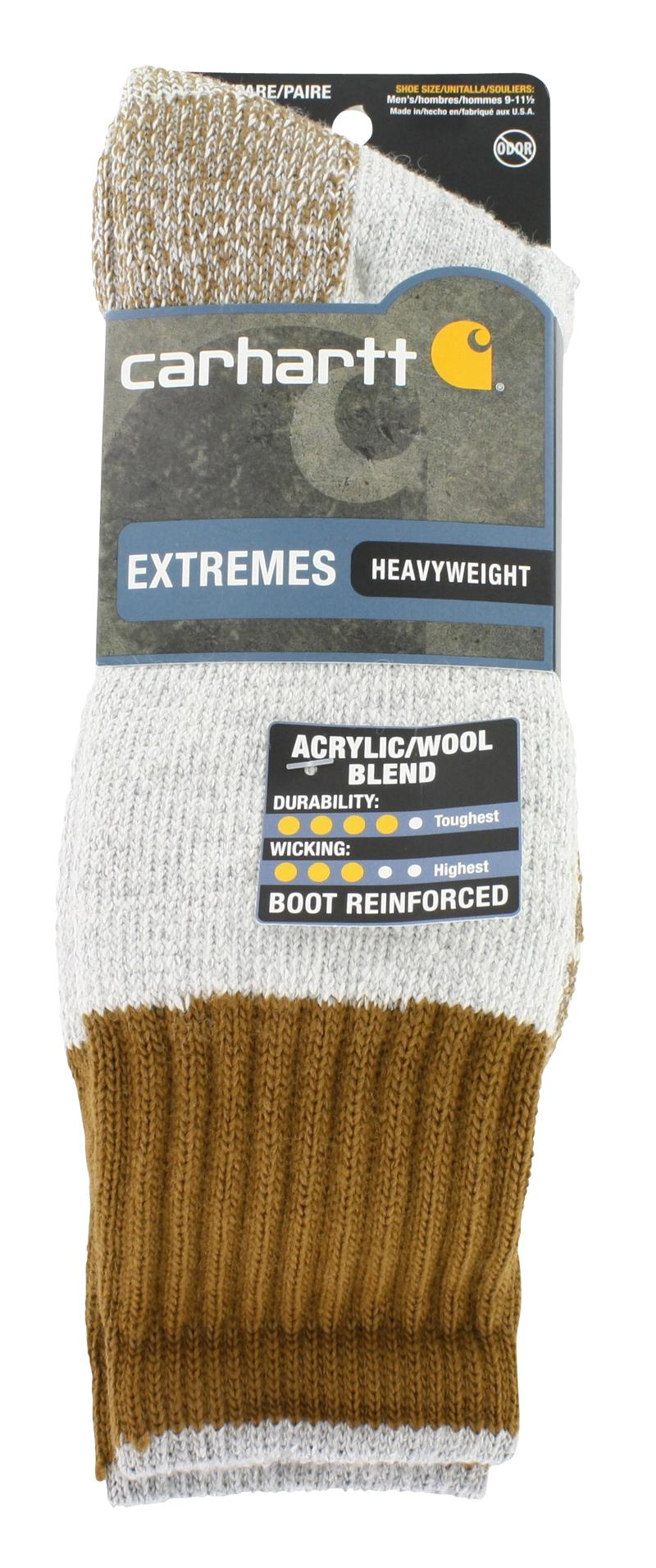 92532f6f2d1a6 Carhartt > Mens Carhartt Cold Weather Boot Sock Brown