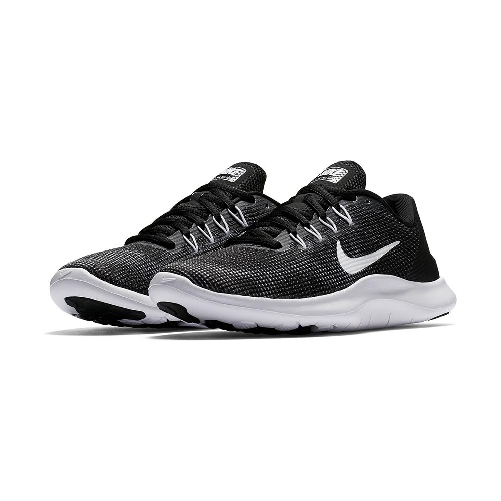 online store ff73e 6d903 Womens Nike Flex RN 2018 Runner Black/White