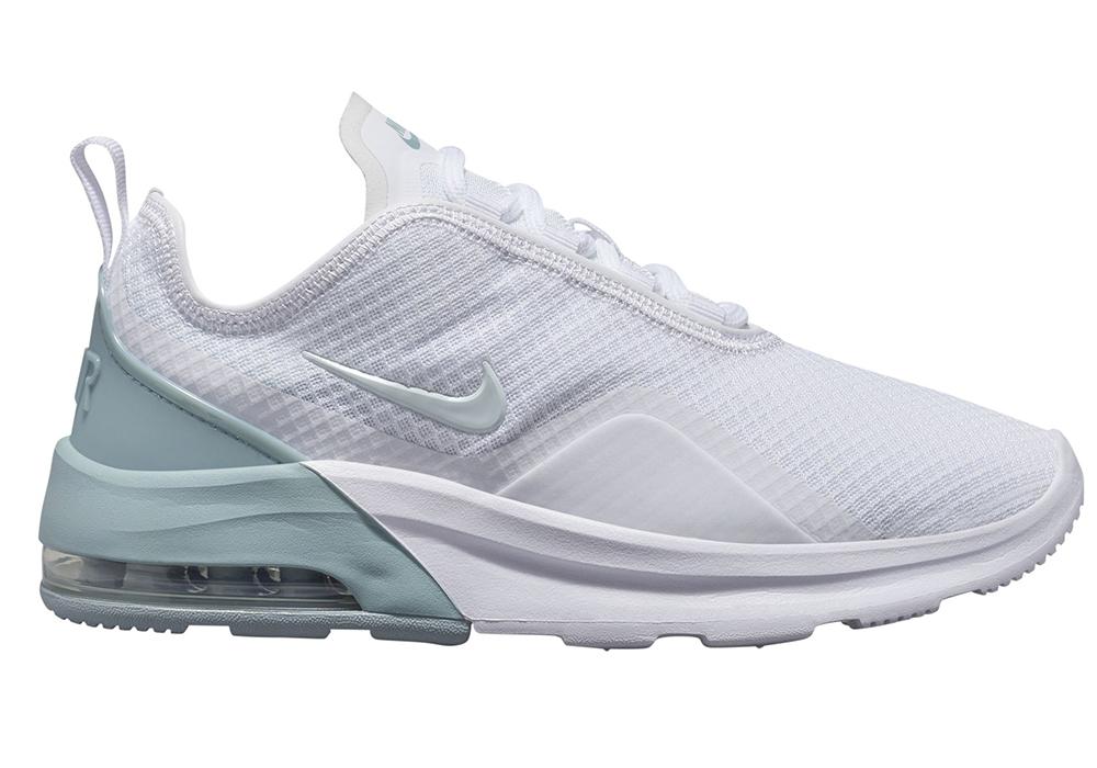 Womens Nike Air Max Motion 2 Runner White/Aqua