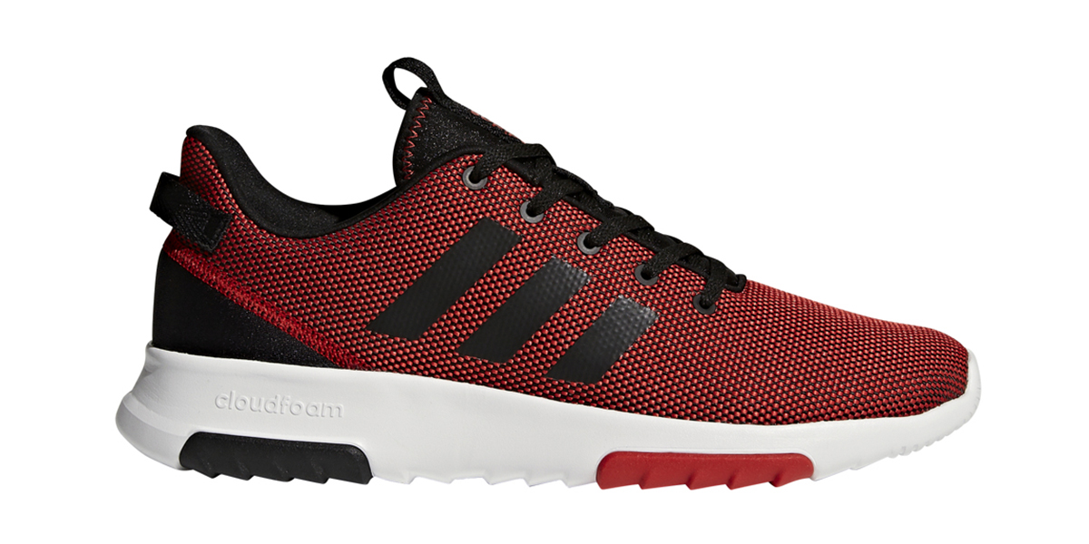 men's adidas cloudfoam trainers