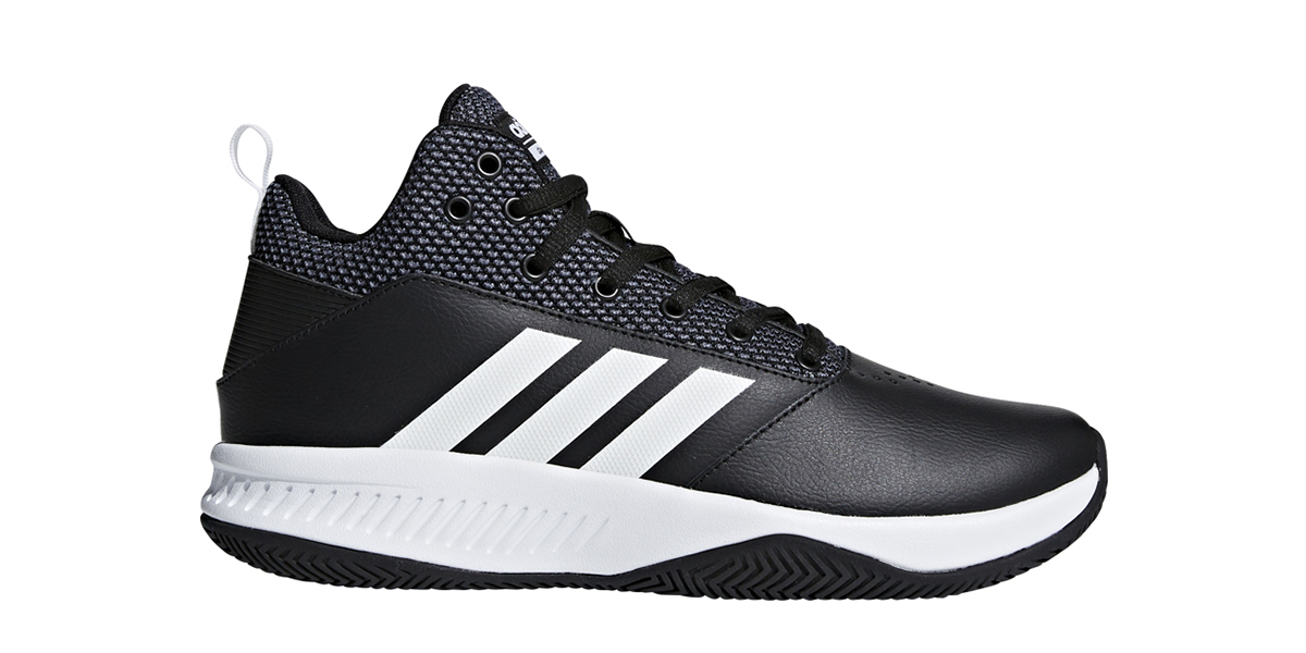 d0aa98b66ed Mens   Athletic   Men s Adidas CF Ilation 2.0 Basketball 4E Black White