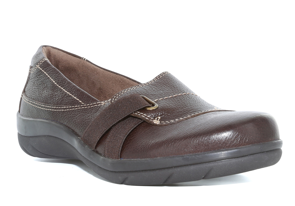 1d769a3185ad8 Womens Natural Soul by Naturalizer Ilena Slip On Brown in Brown