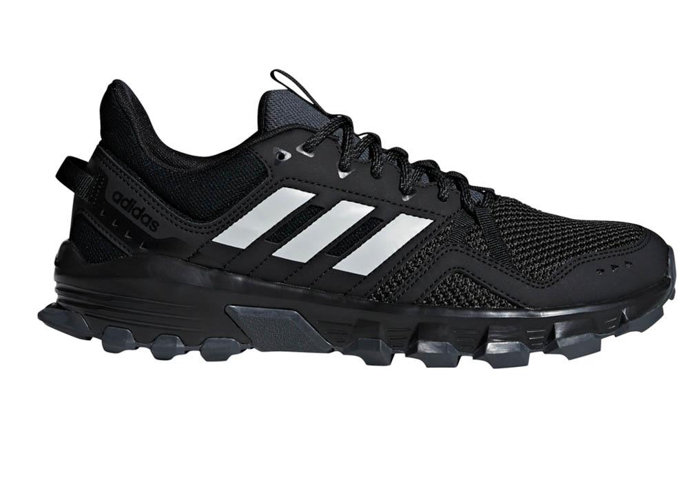 7ed946d8a5f Mens   Athletic   Mens Adidas Rockadia Trail Runner Black Gray
