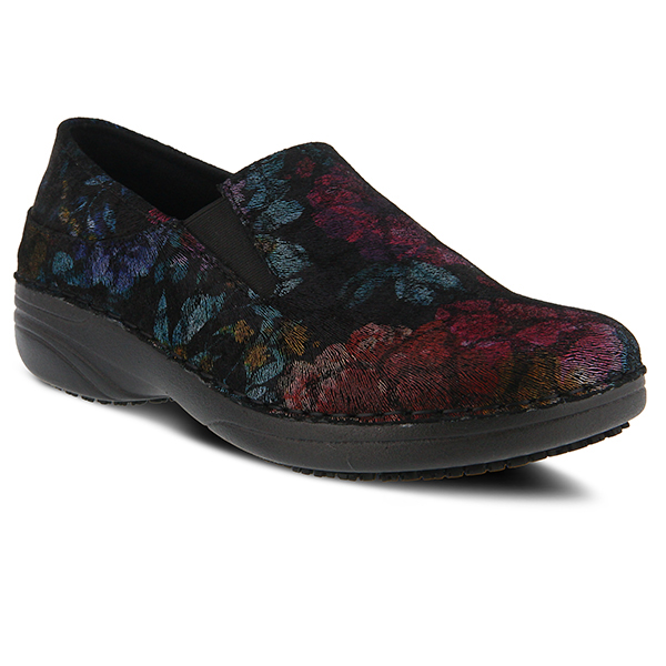 ead6dde499a37 Spring Step Professional   Womens Spring Step Professional Manila Paw  Purple Multi