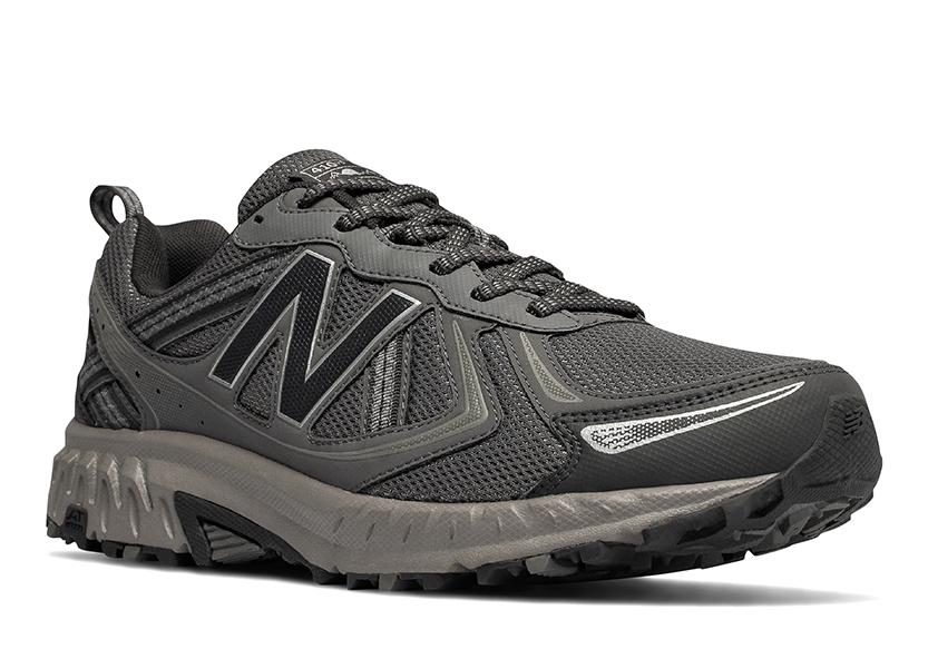 innovative design 705ac f5015 Mens New Balance 410v5 Trail Runner Dark Gray/Gray