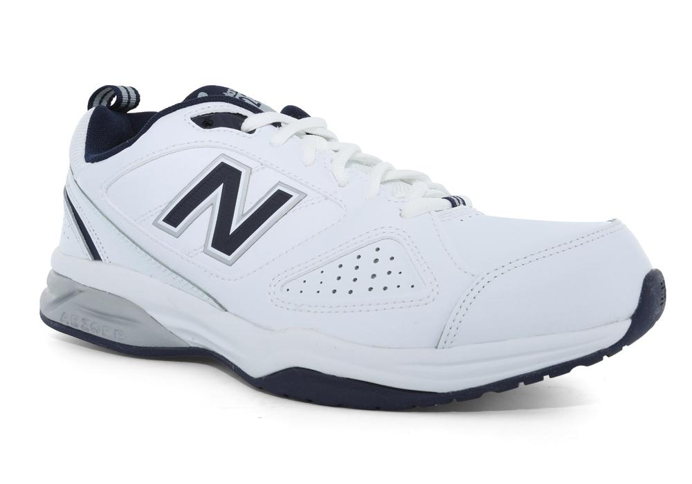 Mens New Balance 623 Crosstrainer White