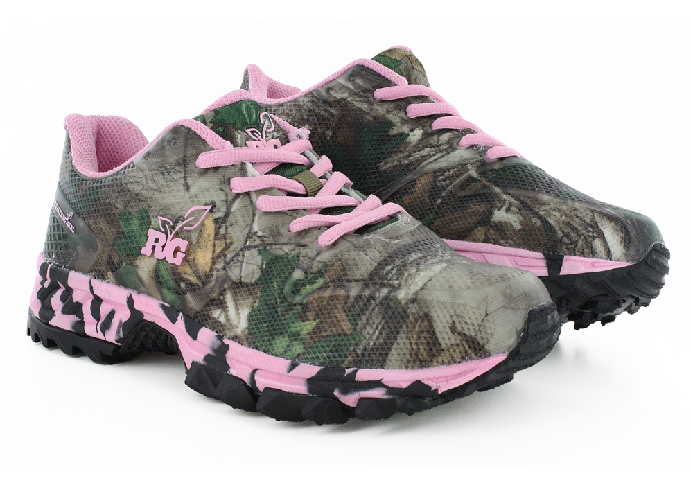 Realtree women's camo shoes by Payless