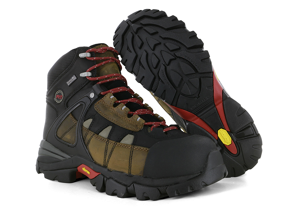 Mens Timberland PRO Alloy Toe EH Waterproof Hyperion