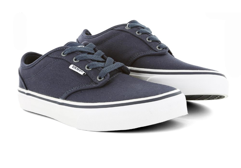 vans atwood womens blue