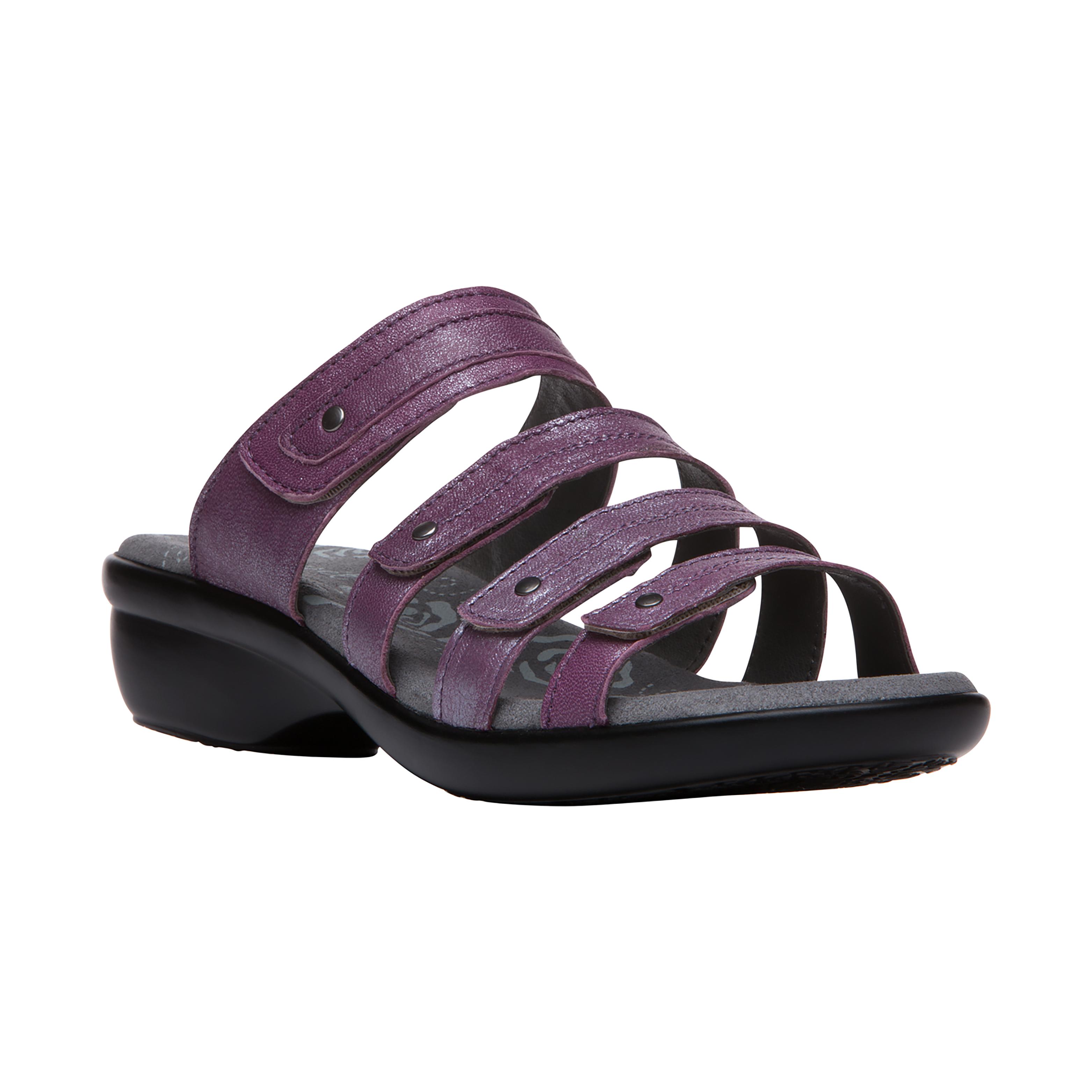 97c06ee9582 Propet   Womens Propet Aurora Slide Sandal Ruby