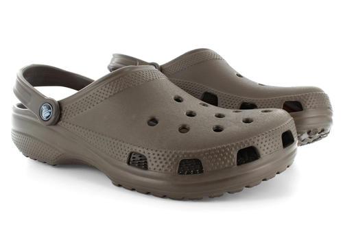 b443b7581 Mens Crocs Classic Clog Chocolate in Brown ...