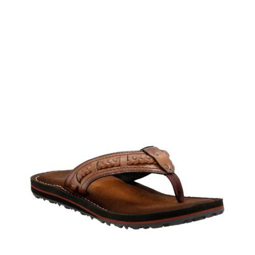 9760ff572a72 Womens Clarks Fenner Nerice Thong Honey in Brown