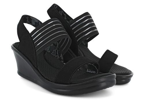 Chaussures Pour Femmes En Mousse À Mémoire De Skechers Rumblers Noir TXY5sj