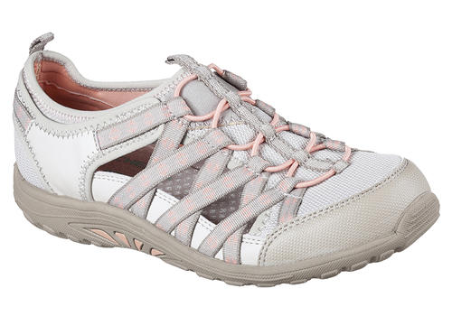 Skechers Women Sz 7.5 On-the -go Travel  Walking Athletic Taupe