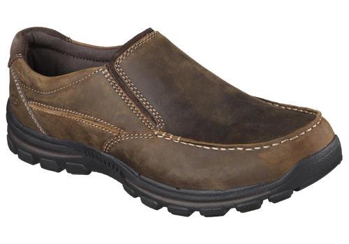 Open Weave Mens Slip On Shoe