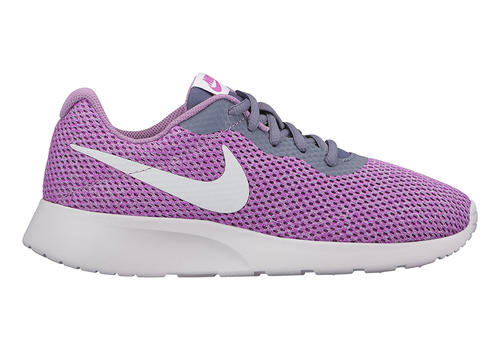 Womens Nike Tanjun SE Runner Lavender/ Gray in Purple ...