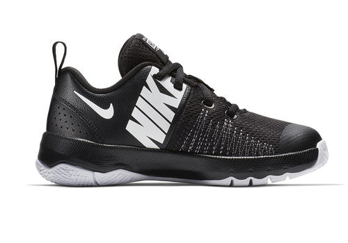 0676a84cda8 Kids   Boys Shoes   Boys Nike Team Hustle Quick Basketball Black ...