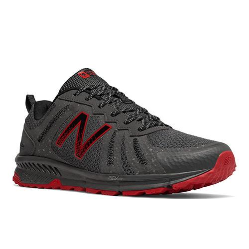 Mens New Balance 590v4 Trail Runner Gray/Red