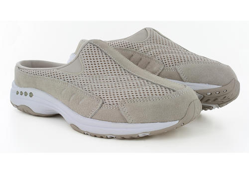 226e1126e313 Womens Easy Spirit Traveltime Slip On Natural in Off White ...