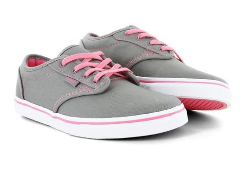 ladies vans pink