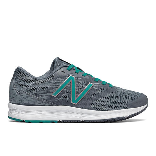 Womens > Athletic Shoes > Running > Womens New Balance FLASHv1 Speed Ride  Runner Gray/Teal