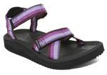 342f85438 Womens Rafters Vibe Horizon River Sandal Purple Multi