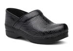 Womens Dansko Professional Slip On Black Tooled