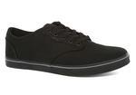 046dc930cf Womens Vans Atwood Low Canvas Black in Black